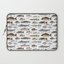 A Few Freshwater Fish Laptop Sleeve