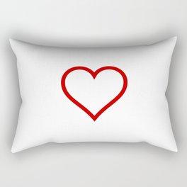 Sweet Heart Rectangular Pillow