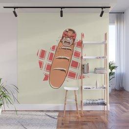 Judge Bread Wall Mural