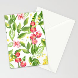 Orchid Jungle Stationery Cards