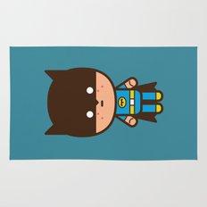 #51 The Bat man Rug