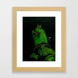 Mervin Framed Art Print