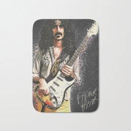 Frank Zappa Bath Mat