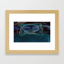 Venus de Galactic Framed Art Print