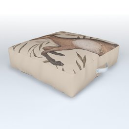 The Goat and Willow Outdoor Floor Cushion