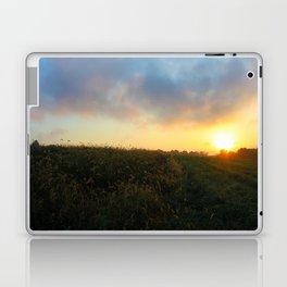 Sunrise on the Farm Laptop & iPad Skin