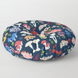 Fabulous Fungi Floor Pillow
