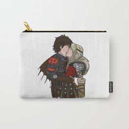 Hiccstrid Kiss Carry-All Pouch