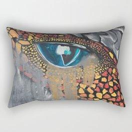 Drgon Tears Rectangular Pillow