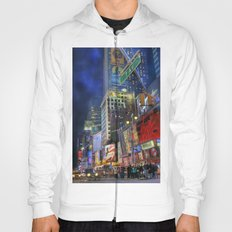 Times Square Hoody