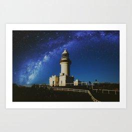 Astronomical Views Art Print