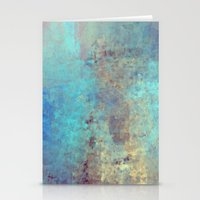 cracked Stationery Cards featuring Cracked by Jessielee