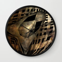fly on the wal Wall Clock