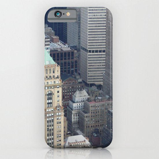 Manhattan Morning iPhone & iPod Case