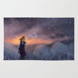 Ten Thousand Snowflakes Rug
