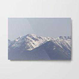 Mountain along the Coquihalla 2 Metal Print