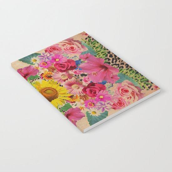 VINTAGE SPRING Notebook