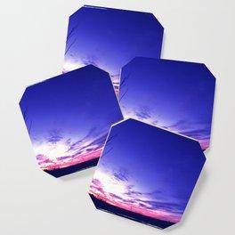 Big Sky Sunset Coaster