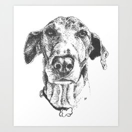 'Sup, dawg? Art Print