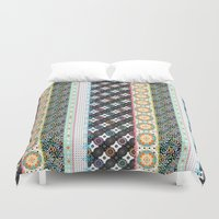 boho Duvet Covers featuring Boho by Designed by Debby
