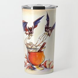 Bat Apple Cider Travel Mug
