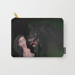 Howl-itosis: need a mint? Carry-All Pouch