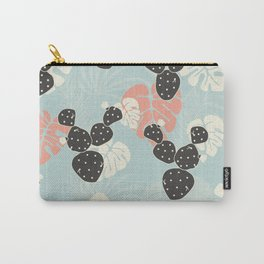 Tropical pattern 052 Carry-All Pouch