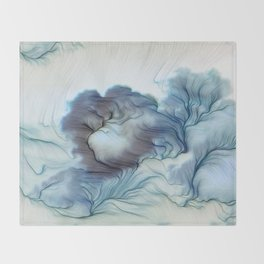 The Dreamer Throw Blanket