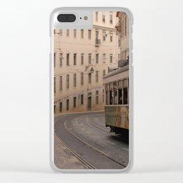 Tram Clear iPhone Case