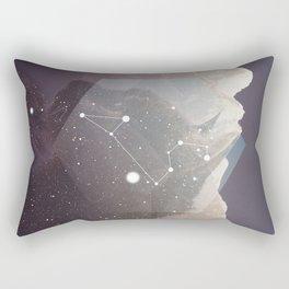 Cosmic Cat Rectangular Pillow
