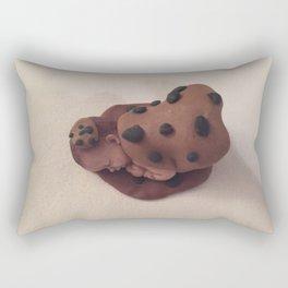 Chocolate Chip Baby Rectangular Pillow