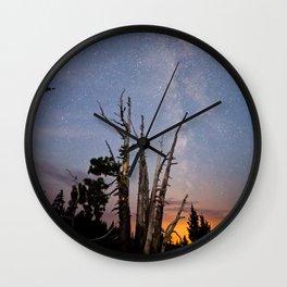 Midnight City Wall Clock