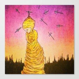 Sunrise Serenade Canvas Print