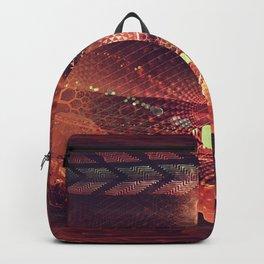 Shadow of a Thousand Lives - Visionary - Manafold Art Backpack