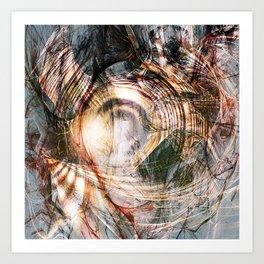 Legacies of the Higgs boson Art Print