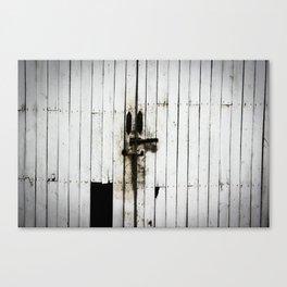 """""""Old Door"""" Canvas Print"""