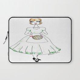 Apple Pie Color Laptop Sleeve
