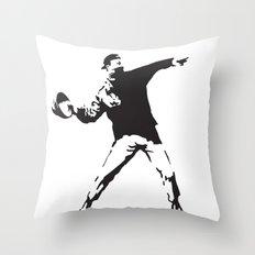 Throw some Pottery! Throw Pillow