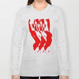 sexy girl Long Sleeve T-shirt