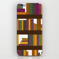 books iPhone & iPod Skins featuring Books by Sara Robish Andrews