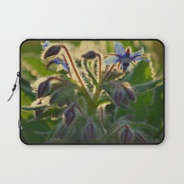 The Beauty of Weeds Laptop Sleeve