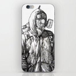 Stalker iPhone Skin