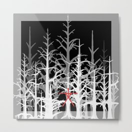 The Blair Witch Project Metal Print