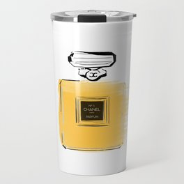 Orange perfume #4 Travel Mug