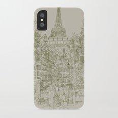 Paris! Musty Slim Case iPhone X