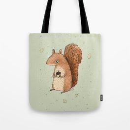 Sarah the Squirrel Tote Bag
