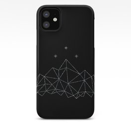 The Night Court insignia from A Court of Frost and Starlight iPhone Case