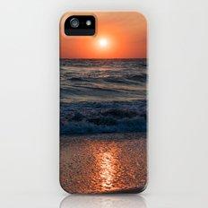 Canaveral Seashore Sunrise iPhone SE Slim Case