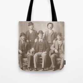 Butch Cassidy - Sundance Kid - Wild Bunch Tote Bag