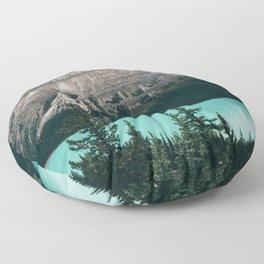 Peyto Lake II Floor Pillow